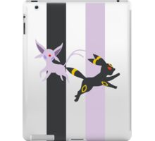 Espeon - Umbreon iPad Case/Skin