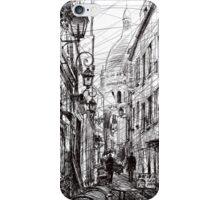 Montmartre 11 iPhone Case/Skin