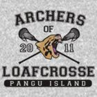 Archers of Loafcrosse by trebory6