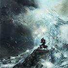 My World Shall Not Be Shaken by Tobias Ryen Amundsen