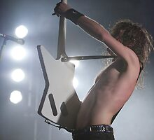 Airbourne @ Catalyst, June '11 by bjwok