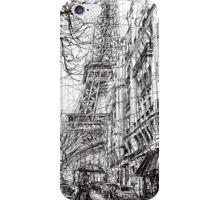 Paris 5 iPhone Case/Skin