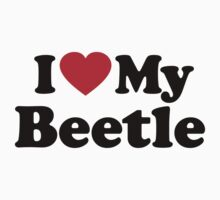I Love My Beetle by iheart