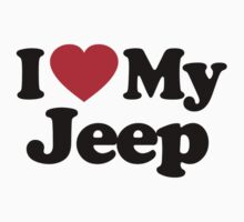 I Love My Jeep by iheart