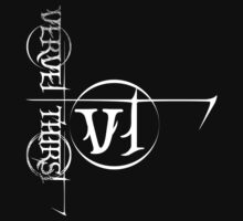 White Vervet Thirst Logo by vervetthirst