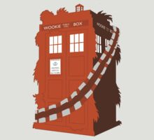 The Wookie Tardis by Frax Van Norton