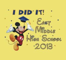 Mickey Mouse Graduate PERSONALIZED ~BUBBLEMAIL ME FOR YOUR CUSTOM LISTING~  by sweetsisters