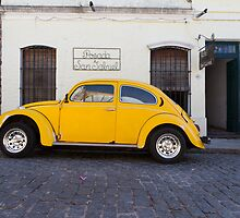 punch buggy yellow by littlegrigri