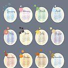 2014 Calendar - Frames by SVaeth