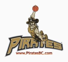 Pirates Basketball Club logo by PiratesBC