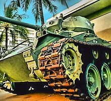 M24 - US light tank by djphoto