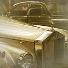 Antique Cars - Rolls Royce by Feli Caravaca