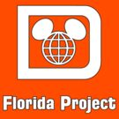 Florida Project D White Outline by AngrySaint