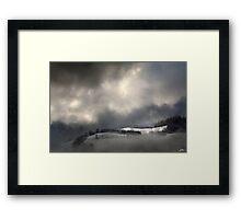 Buena Vista Framed Print