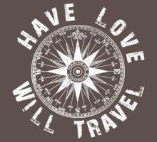 Have Love_white_print by Delfia22