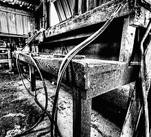 At the welding workshop... by 242Digital