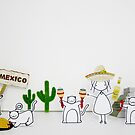 Viva Mexico by caracarmina