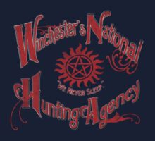 Winchester's National Hunting Agency by Konoko479