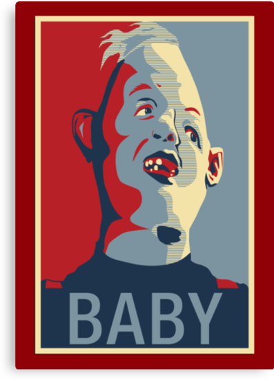 """Sloth from The Goonies - """"Baby"""" by CountOtto"""
