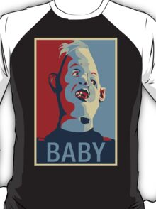 "Sloth from The Goonies - ""Baby"" T-Shirt"
