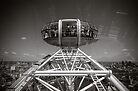 London Eye England by mlphoto