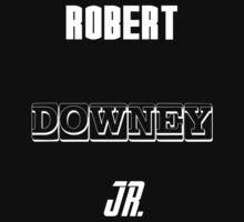 Robert Downey Jr. by Baghrirella