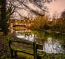 Lower Denford Hungerford England by mlphoto