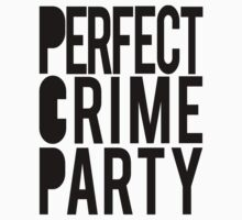 Bakuman: Perfect Crime Party white t-shirt by vergil