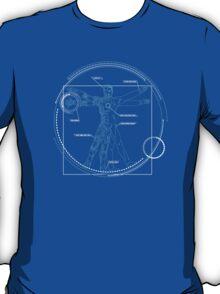 Vitruvian Playboy T-Shirt