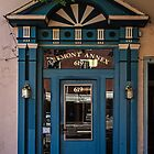 Blue Door #619 by LoneTreeImages
