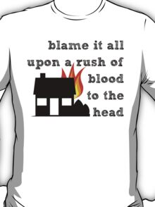 Coldplay - A Rush of Blood to the Head T-Shirt