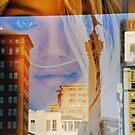San Francisco Reflection 63 by luvdusty
