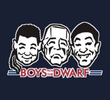 Boys from the Dwarf by MightyRain
