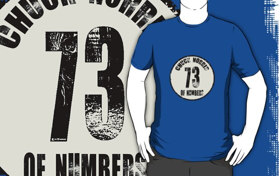 The Big Bang Theory - 73 Vintage Tee by eyevoodoo