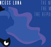 Princess Luna Republic by TheJellyBean