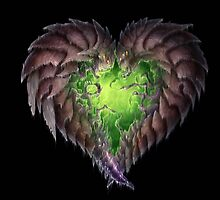 Zerg Heart by thevillain