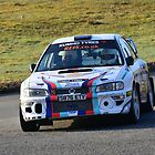 Subaru Impreza No 8 by Willie Jackson
