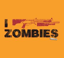 I Shotgun Zombies by GeekGamer