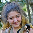 Monkey tales by Karen01
