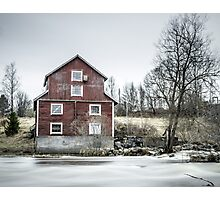 Old Mill 2 Photographic Print