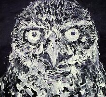 OWL PORTRAIT.1 by lautir