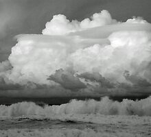Cumulus Whitewash  by Jack Doherty