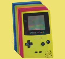 Multi Gameboy Colour by Sir Slay Design