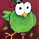 Peg Leg Bird by Lisa Marie Robinson