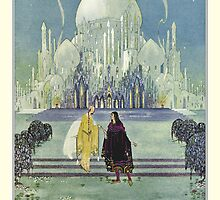 Old French Fairy Tales: They Walked Side by Side by LireBooks