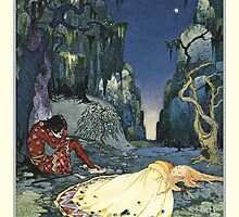 Old French Fairy Tales: The Night in the Forest by LireBooks