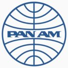 Pan Am by posx ★ $1.49 stickers