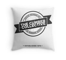 The Cumber Collective Throw Pillow