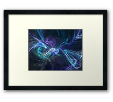 Primordial Sea Framed Print