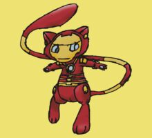 Iron Mew by Dudleyshwam